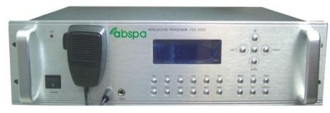 多音源矩阵公共广播系统主机